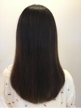 まとまるツヤ髪☆