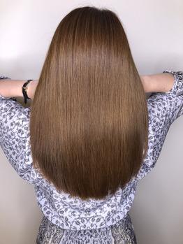 髪が綺麗になったね、 良くなったねと 言われることが多くなりました。