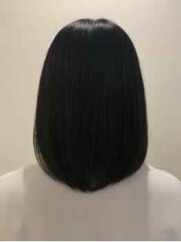さらに綺麗な髪に♪♪
