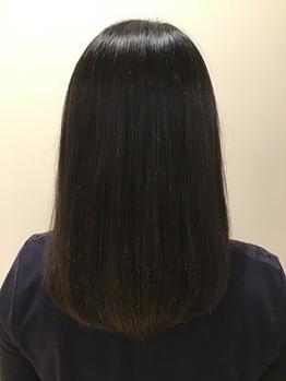 秋のお手入れに☆美髪エステで栄養補給!