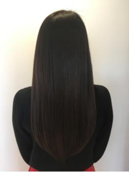 髪の基礎作り◎集中ケアコースで質感アップ!!