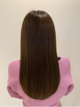 髪質改善◎集中ケアコース