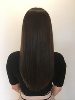 美髪エステ&透明感たっぷりカラー♪