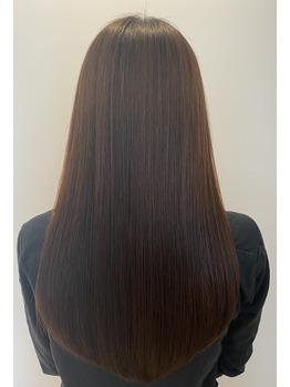 定期的な美髪エステ